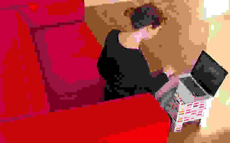RAINBOW Dutch Design Chair Moderne Wohnzimmer von Dutch Design Modern
