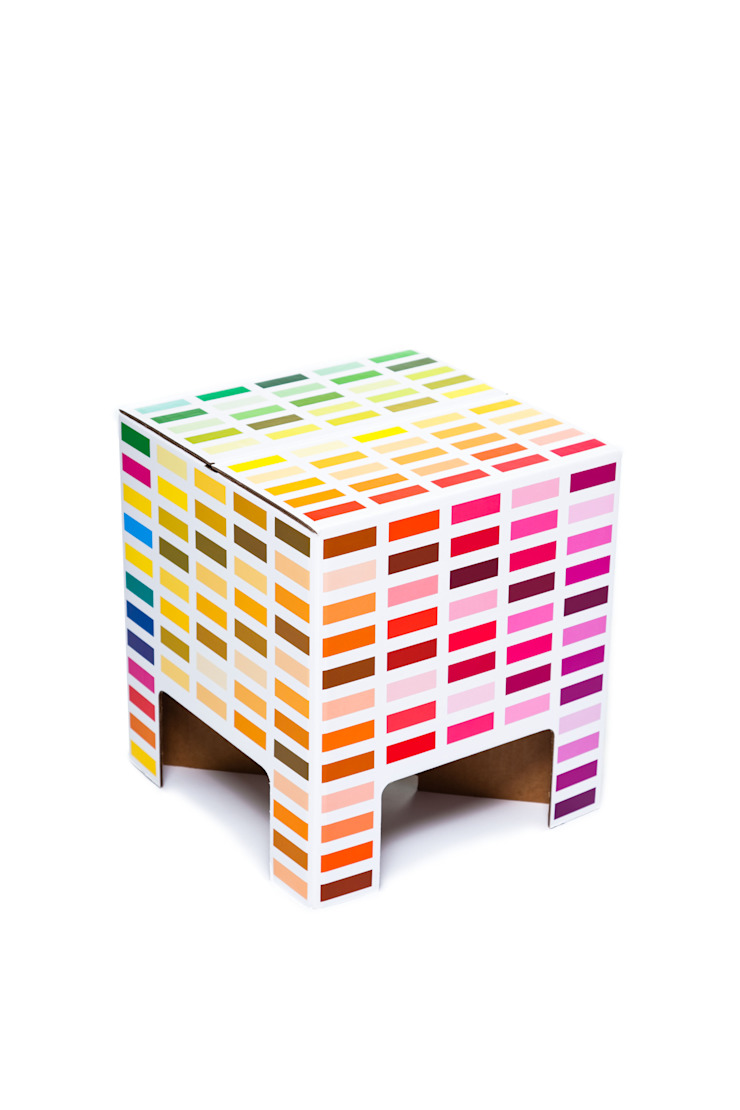 RAINBOW Dutch Design Chair: modern  von Dutch Design,Modern