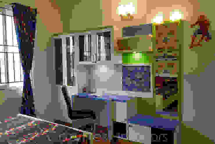 Priyanka & Yashbir Modern nursery/kids room by Cozy Nest Interiors Modern