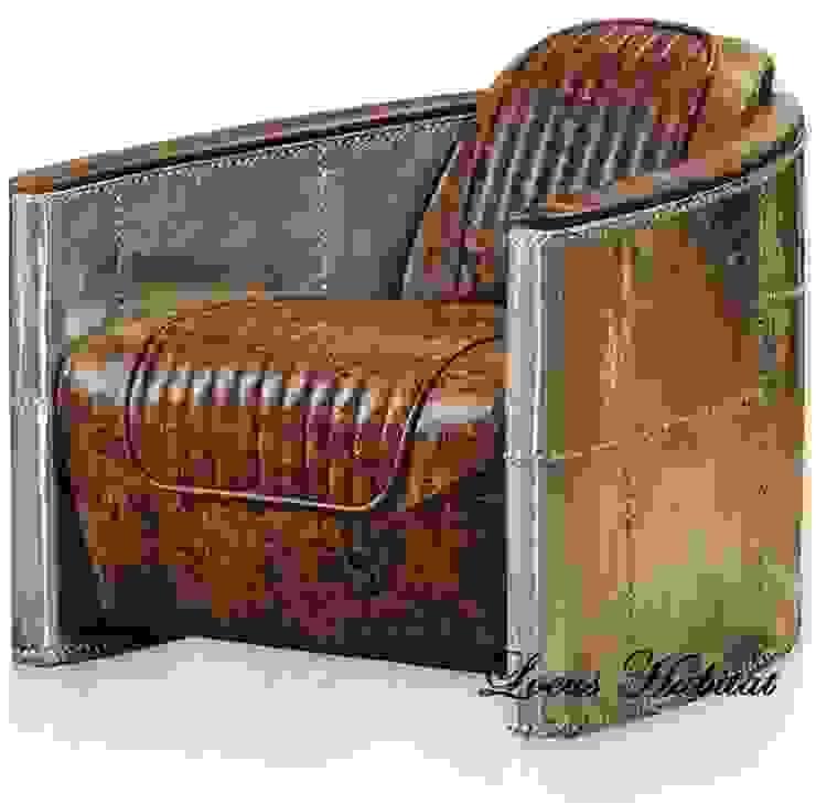 Armchair from Locus Habitat Locus Habitat Living roomSofas & armchairs