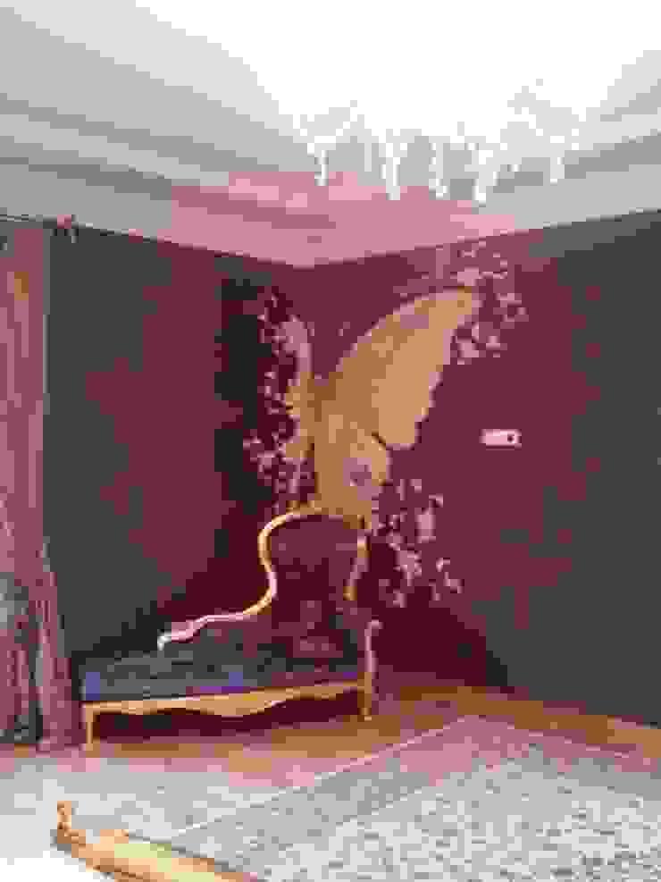 бабочка Спальня в классическом стиле от Абрикос Классический