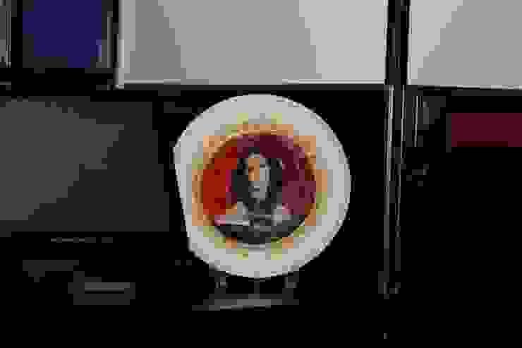 роспись тарелок ,мебели и панелей ,витражи в ресторане г,Кисловодска от Абрикос Классический