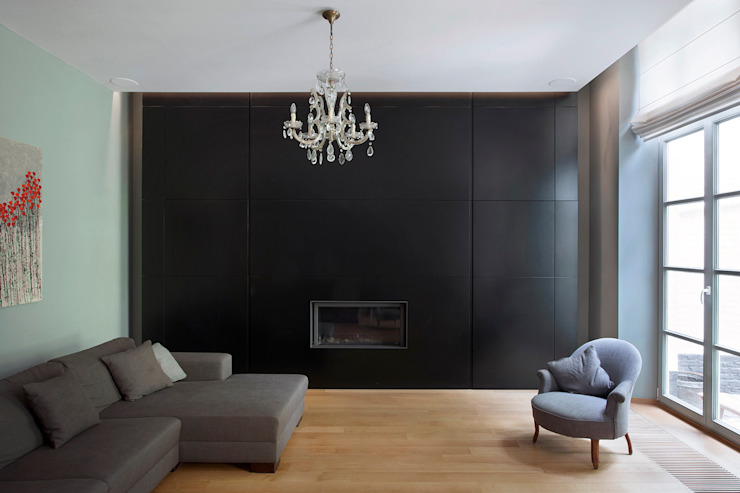 Pièces de vie revisitées Olivier Vitry Architecture Maisons minimalistes
