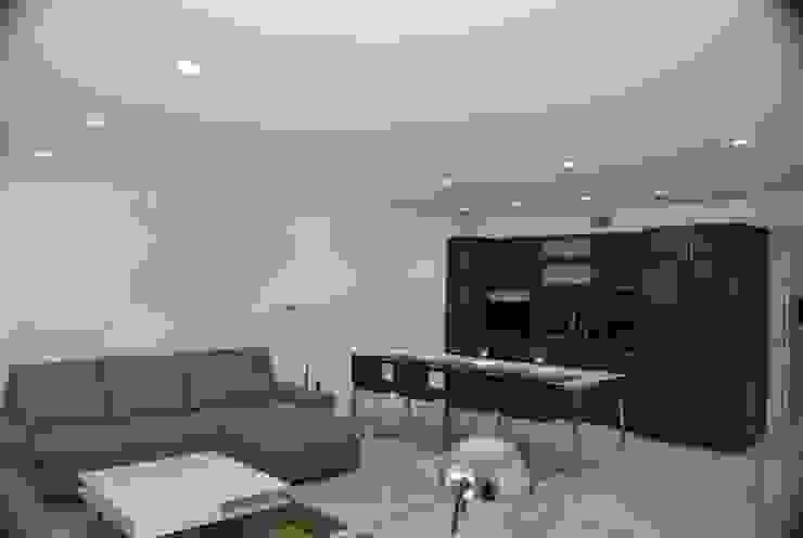 YEMEK BÖLÜMÜ Modern Yatak Odası Gizem Kesten Architecture / Mimarlik Modern