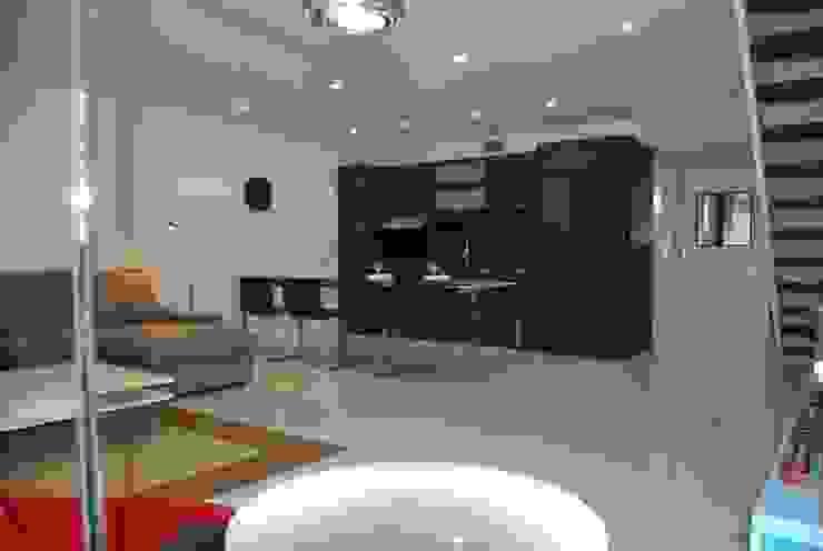 YEMEK BÖLÜMÜ Modern Yemek Odası Gizem Kesten Architecture / Mimarlik Modern