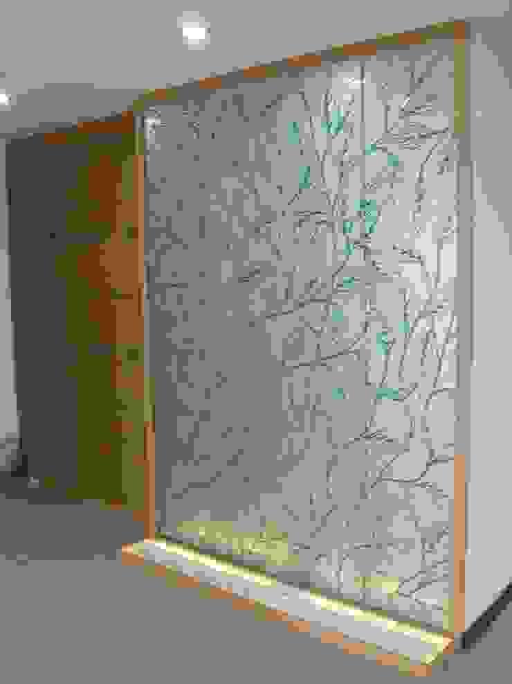 Dekoratif Cam Duvar Panelleri YBM Tasarım Dekoratif Cam Paneller Klasik Cam