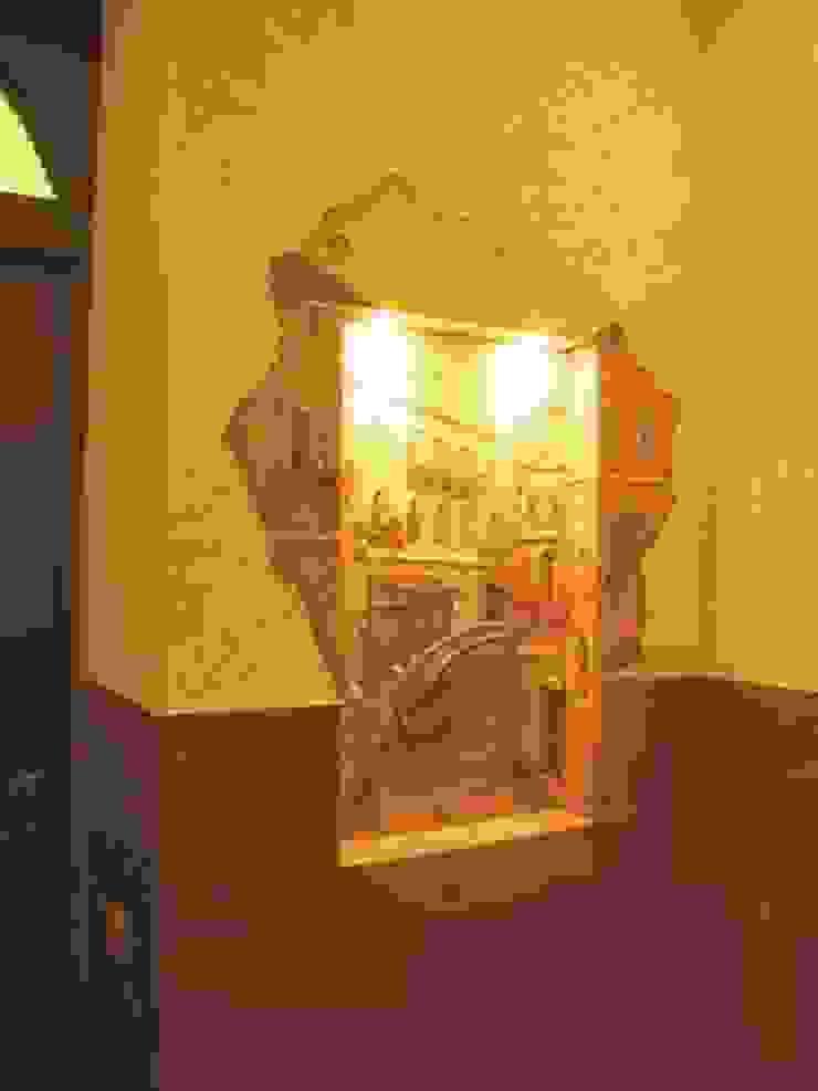 ВЕНЕЦИЯ Коридор, прихожая и лестница в классическом стиле от Абрикос Классический