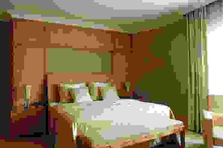 Yatak odası Modern Oteller Mobi Mobilya Modern