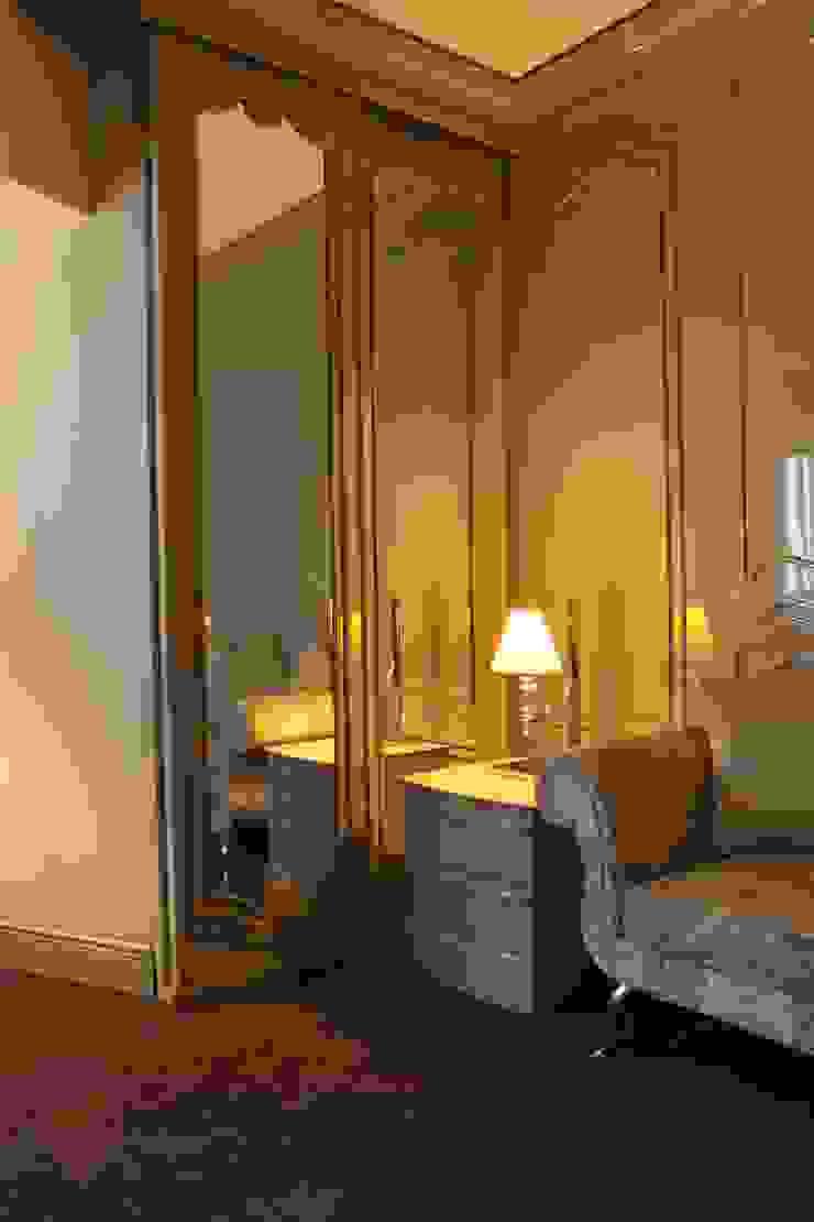 Yatak odası detayı Klasik Oteller Mobi Mobilya Klasik