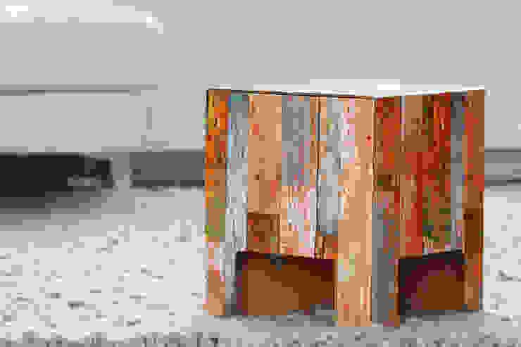 Nowoczesny salon od Dutch Design Nowoczesny