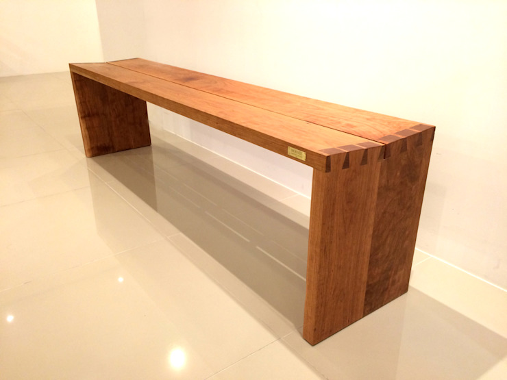 CHERRY BENCH: MOKNEE의 현대 ,모던