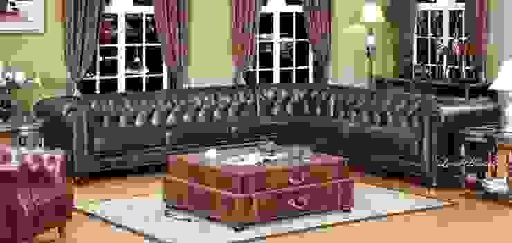 Chesterfield Sofa from Locus Habitat: classic  by Locus Habitat,Classic