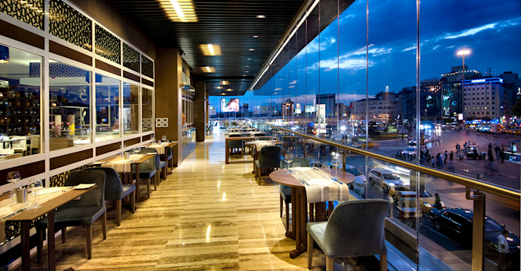 M. Hotel Project, İstanbul Modern Oteller Mobi Mobilya Modern