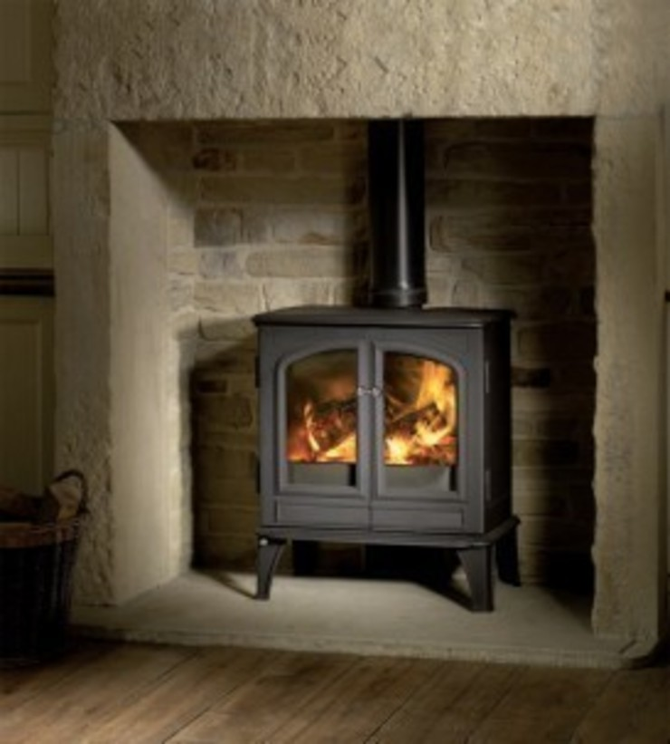Esse 700 Wood Burning - Multi Fuel Stove: country  by Direct Stoves, Country