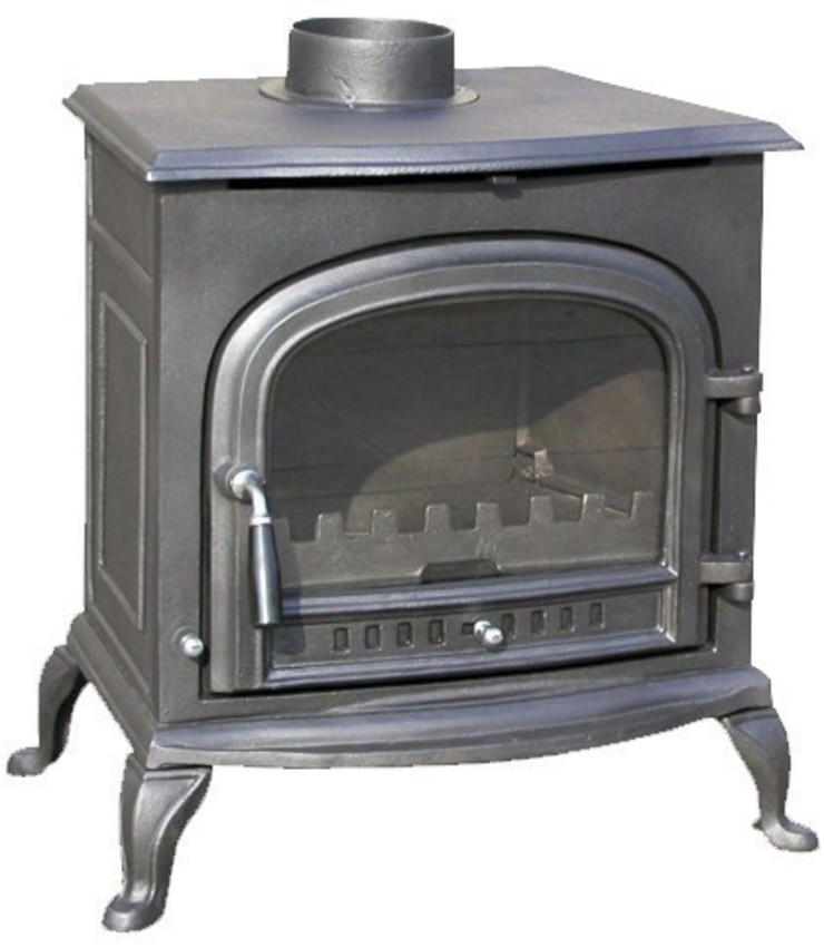Evergreen Aldeburgh Multifuel Stove: country  by Direct Stoves, Country