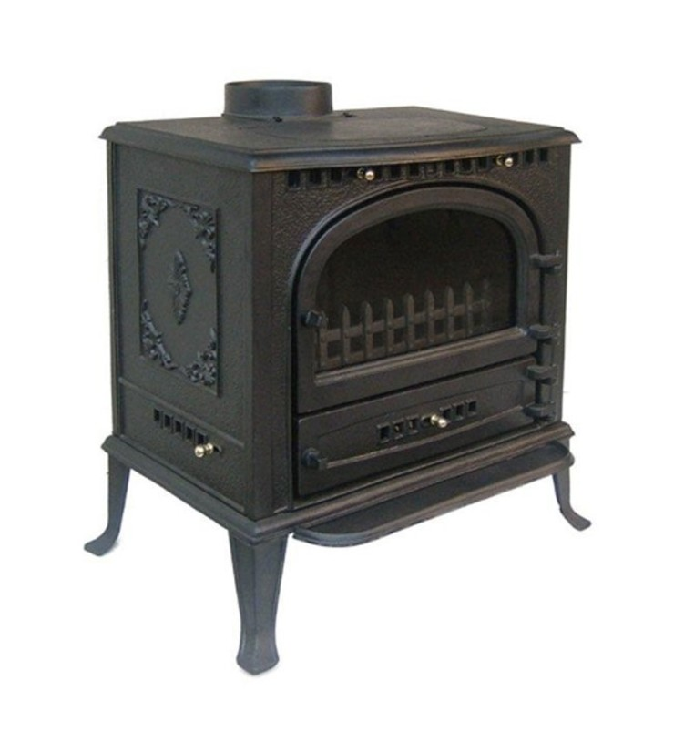 Evergreen Christchurch Multifuel Stove: country  by Direct Stoves, Country