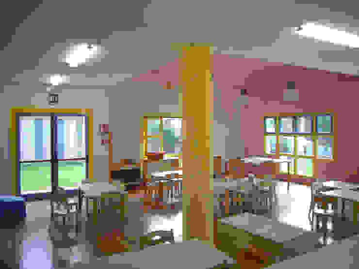 Aula della scuola materna Scuole moderne di Studio Capannini Architetti Moderno