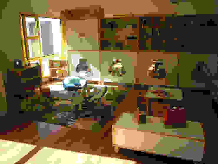 Aule spazi per il gioco Scuole moderne di Studio Capannini Architetti Moderno