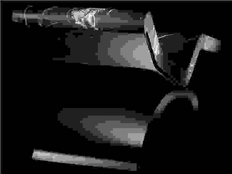 """Classico """"Noire"""" Fabio Alemanno Design SpaMobili"""
