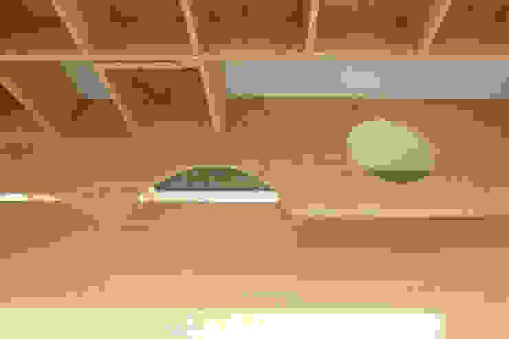 繋がる気配 モダンデザインの 書斎 の WAA ARCHITECTS 一級建築士事務所 モダン