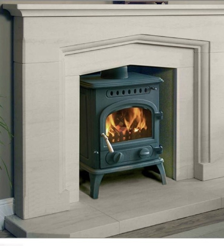Firewarm 8 Wood Burning / Multi Fuel Stove: country  by Direct Stoves, Country