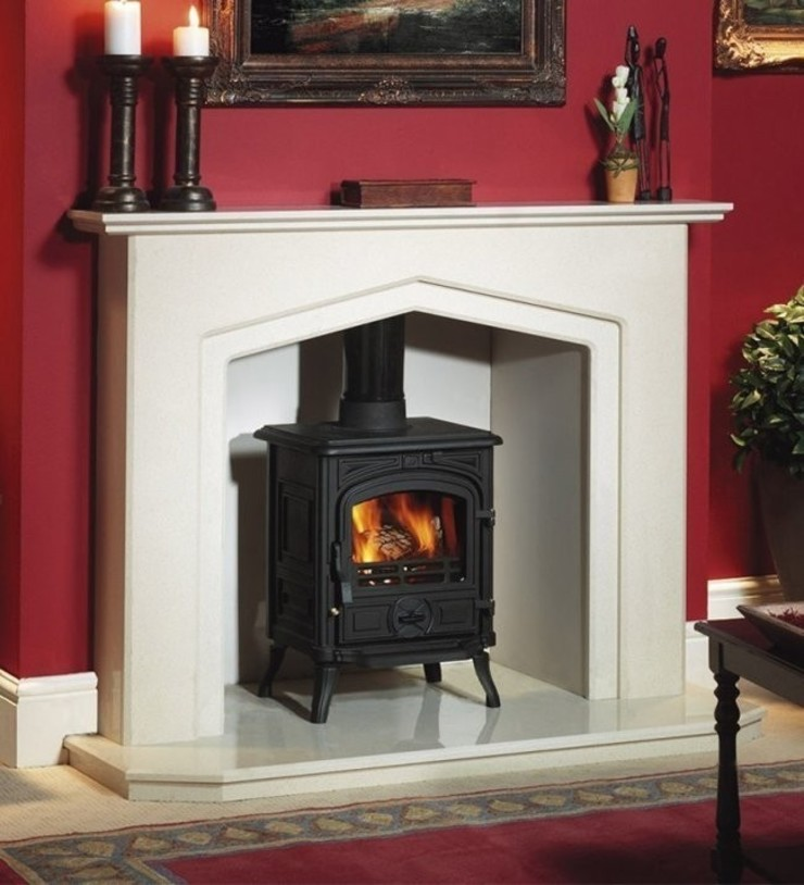 Franco Belge Belfort Wood Burning / Multi Fuel Stove: country  by Direct Stoves, Country