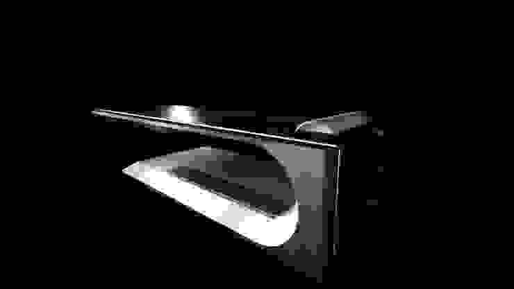 """Hammam """"Noire"""": modern  von Fabio Alemanno Design,Modern"""