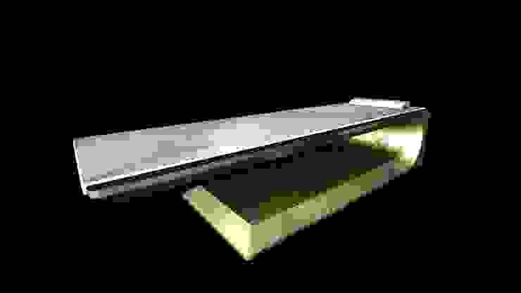 """Hammam """"Blanche"""": modern  von Fabio Alemanno Design,Modern"""