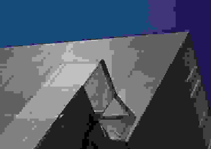 AVCIARCHITECTS_05_MESH DETAIL Avci Architects Modern