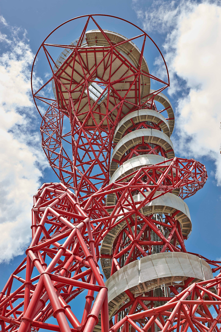 ArcelorMittal Orbit Shoot, Olympic Park, London by Adam Coupe Photography Limited Modern