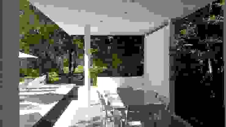 Modern Garden by sandro bortot arquitecto Modern
