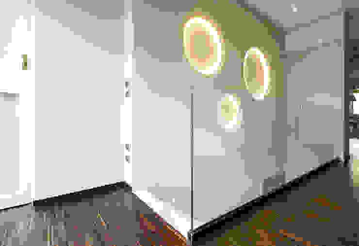 fitness room Palestra in stile moderno di studiodonizelli Moderno