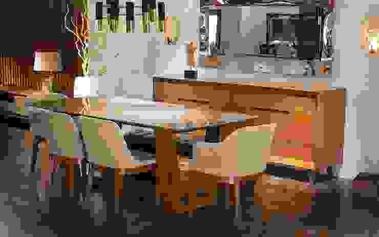 Archidecors – Moda Mermer Masa:  tarz Oturma Odası