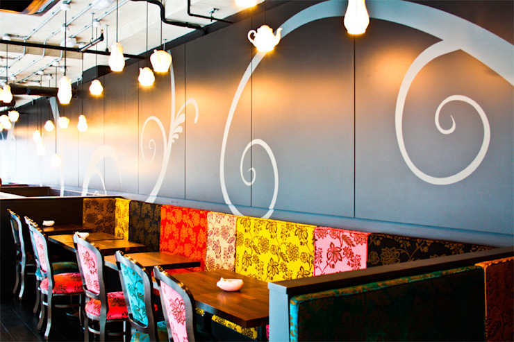 Bea's of Bloomsbury at One New Change, St Pauls, London Modern gastronomy by GO Modern