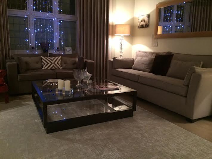 Large coffee table - after: modern  by Novita Furniture Collection, Modern
