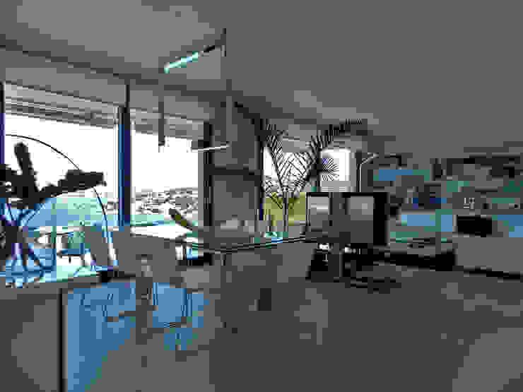 Living room Modern Living Room by FG ARQUITECTES Modern