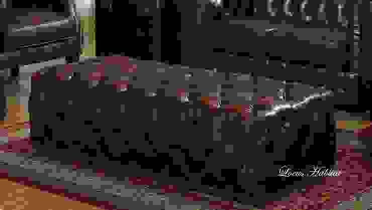 Ottoman from Locus Habitat: classic  by Locus Habitat,Classic