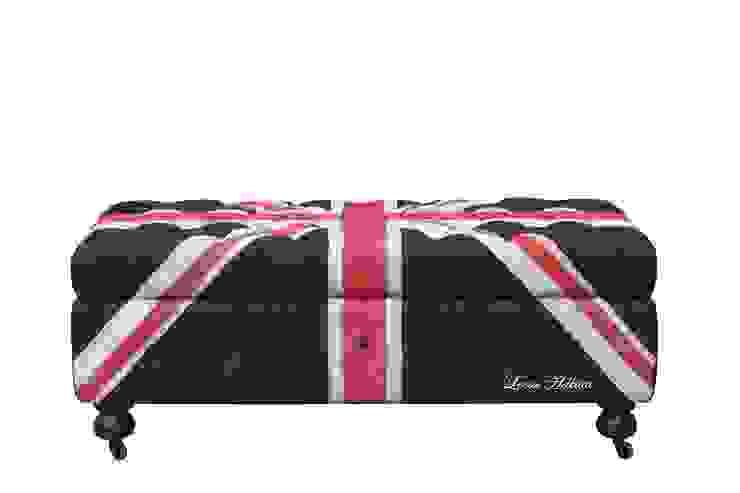Union Jack Ottoman from Locus Habitat: classic  by Locus Habitat,Classic