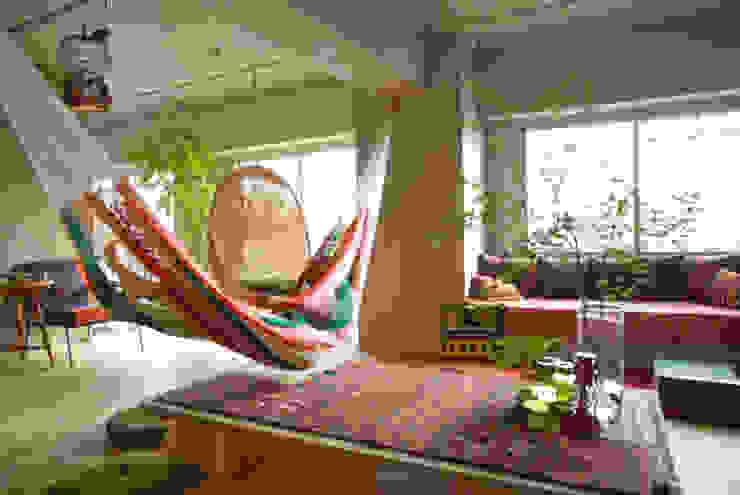 TATO DESIGN:タトデザイン株式会社 Living room