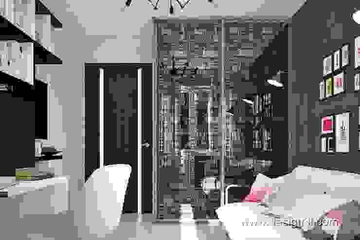 Modern style bedroom by студия Design3F Modern
