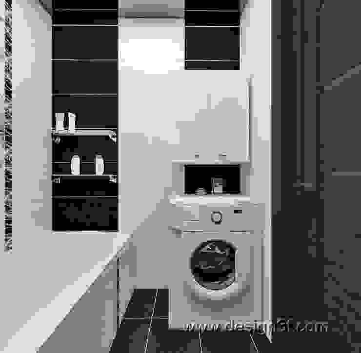 Modern bathroom by студия Design3F Modern