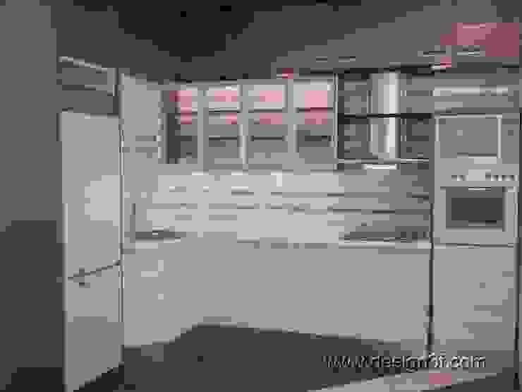 Modern kitchen by студия Design3F Modern