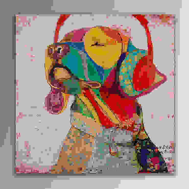 5EL DEKORASYON VE MİMARLIK - CHIC TOWN DECO BEBEK ArtworkPictures & paintings