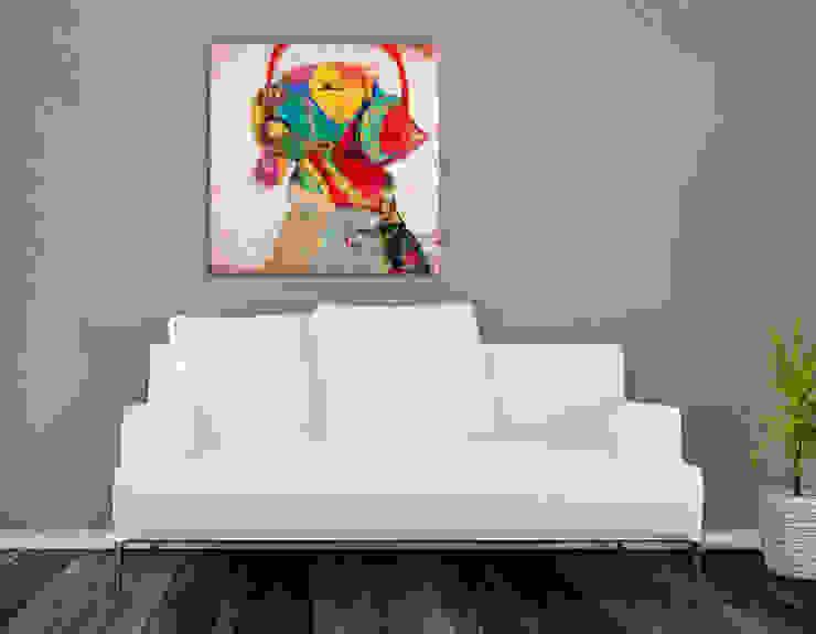 Kunst  door 5EL DEKORASYON VE MİMARLIK - CHIC TOWN DECO BEBEK