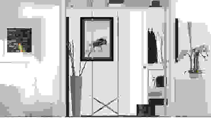 Architecture d'intérieur - Appartement Bordeaux, France Dressing moderne par Sandra Hisbèque Moderne