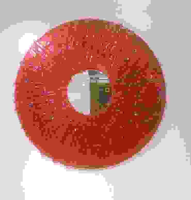Camkanatlar – Füzyon Cam Ayna: modern tarz , Modern