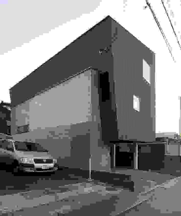 外観 オリジナルな 家 の Kondohideo Architects co,;ltd. オリジナル
