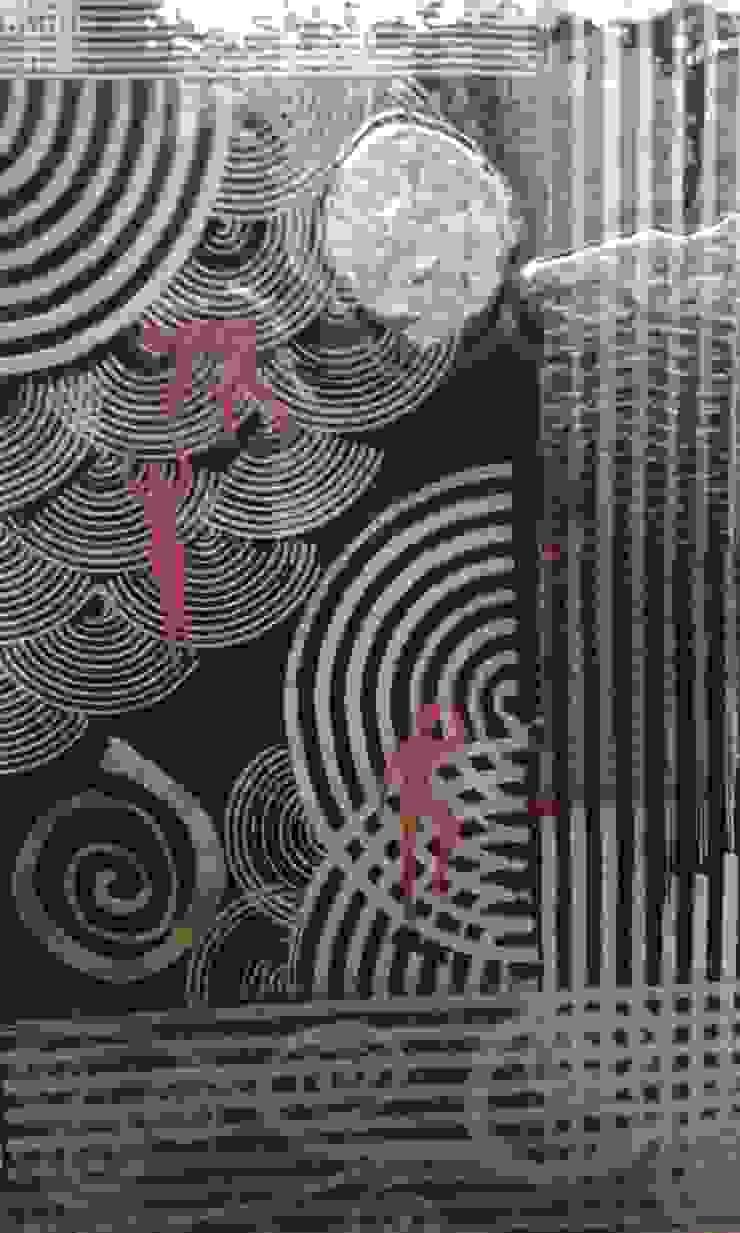 Camkanatlar – Füzyon Duvar Panosu: modern tarz , Modern