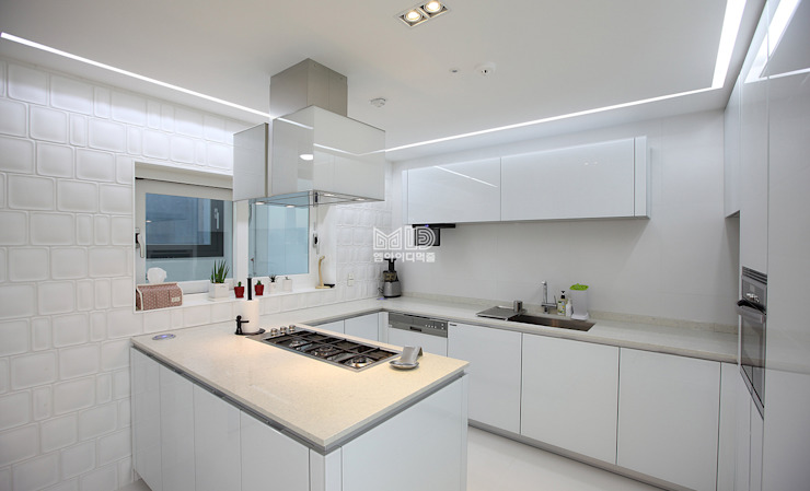 MID 먹줄 Modern kitchen