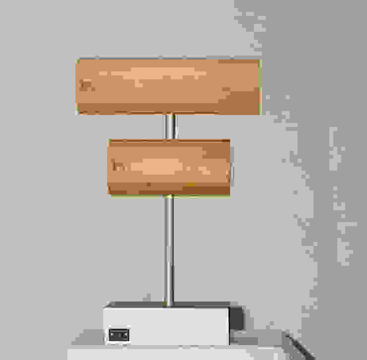 Due e due quattro (table lamp) di Kate Yorke Minimalista